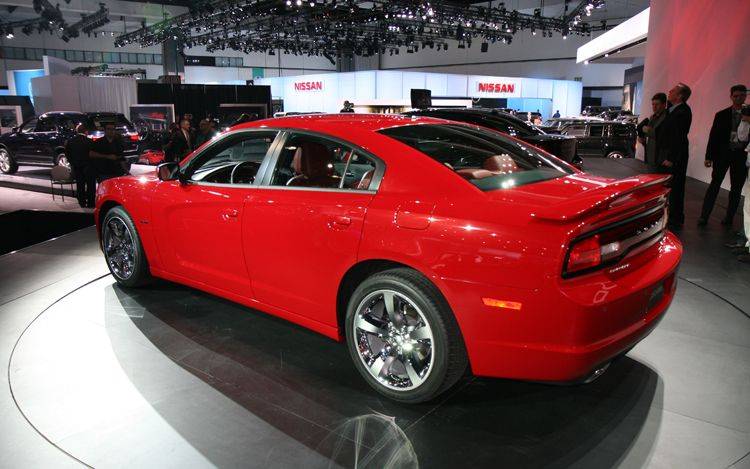 Cars Model 2012  2011 Dodge Charger