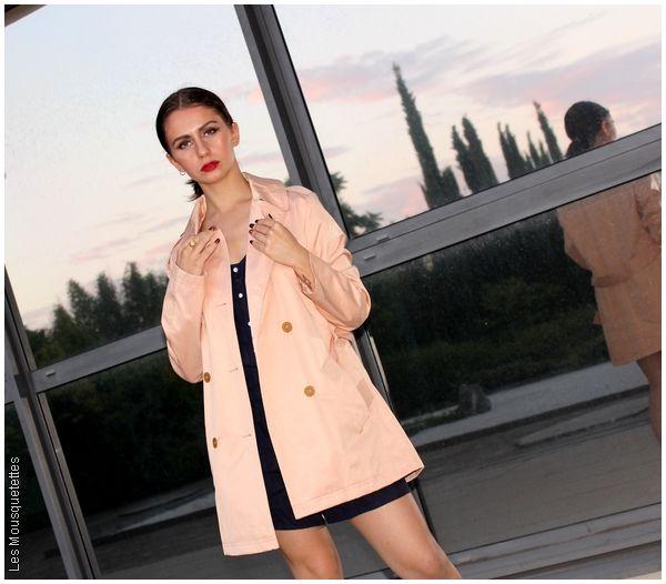 Léa de @l.qdt, Master Class maquillage sophistiqué KISS NY Pro, C'est Beau La Vie et Infinie M - Beauty Party Marseille - Blog