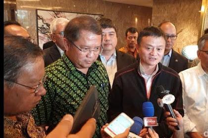 Jack Ma: Asian Games di Indonesia Keren Banget