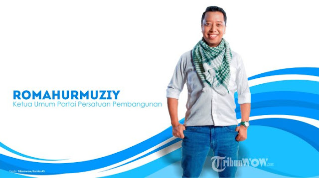 Romahurmuziy Umumkan 10 Nama Cawapres Jokowi: Ini Permintaan Jokowi