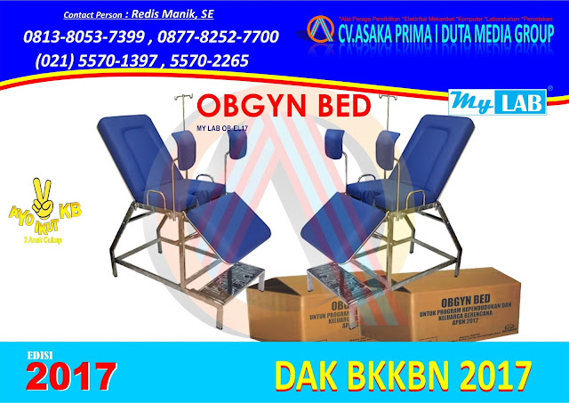 Ob-Gyn Bed DAK BKKBN 2017,Harga Bed Obgyn BKKBN 2017produksi obgyn bed 2017,katalog obgyn bed bkkbn 2017, distributor produk dak bkkbn 2017,juknis dak bkkbn 2017, OBGYN BED 2017,OBGYN BED,JUAL OBGYN BED BKKBN 2017