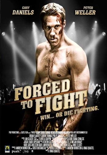 Forced To Fight 2011 Dual Audio Hindi Full Movie Download