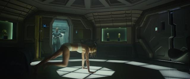 Prometheus (2012) UHD 4K Latino captura 1