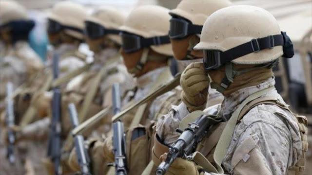 EEUU y Arabia Saudí dan comienzo a grandes maniobras militares