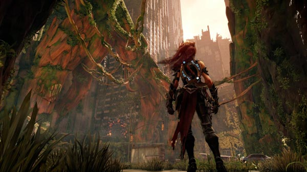 Darksiders 3 Revealed for PS4, Xbox One and PC
