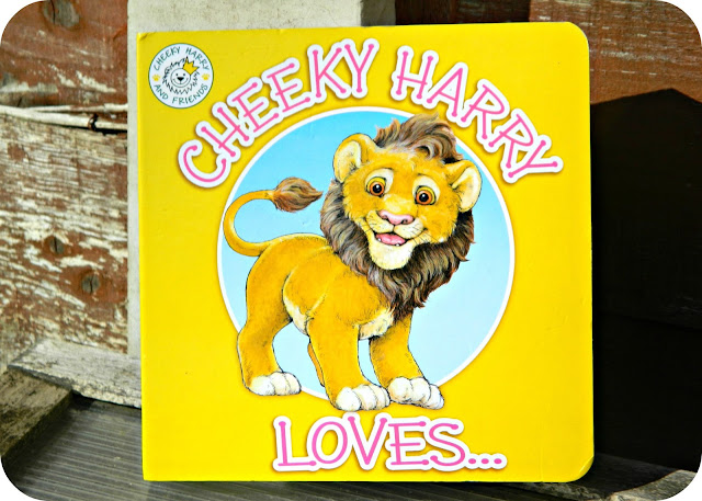 Cheeky Harry Loves by Laura Payne and Ian King