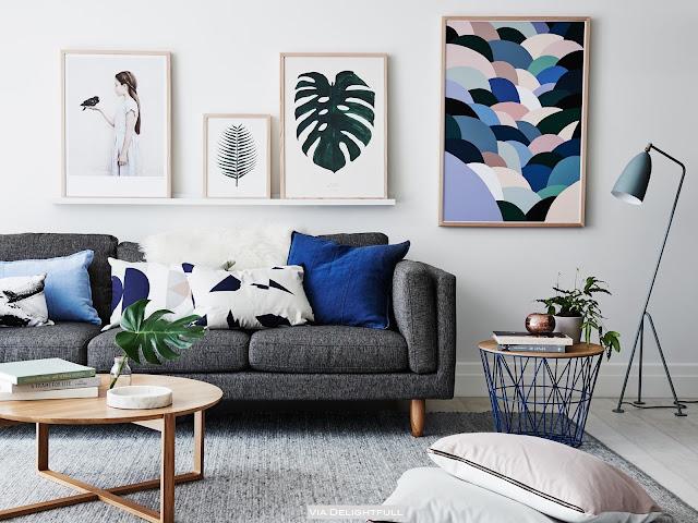 quadros decoração sala