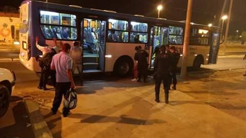 Assaltos a coletivos e roubos de carga aumenta em Samambaia ...
