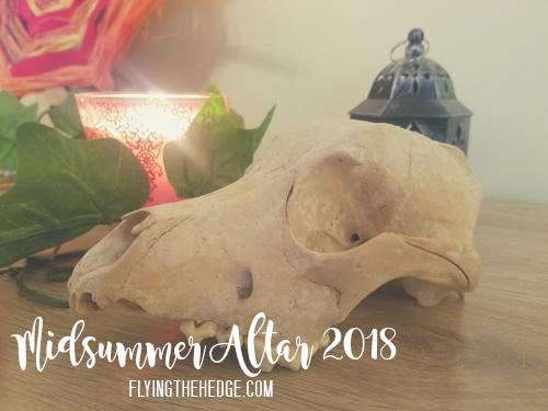 Midsummer Altar 2018