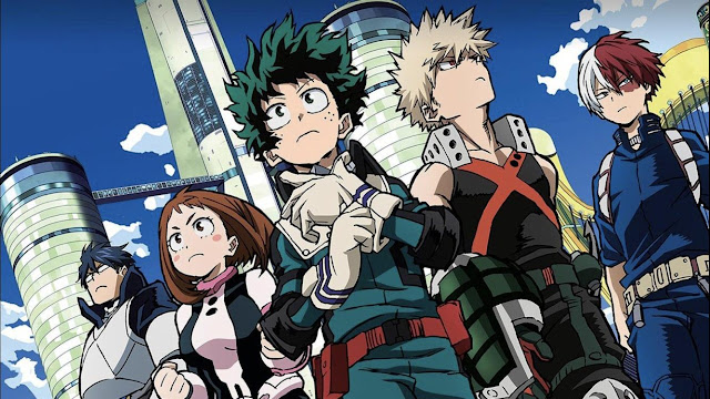boku no hero academia: futari no heroes movie review