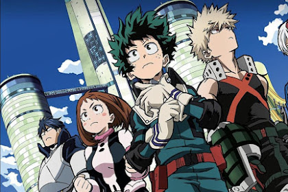 My Hero Academia: Two Heroes (2018) Review: Good but Not Special