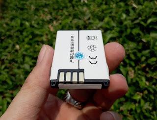 Baterai Motorola L-Series L2000 Jadul New 900mAh Langka