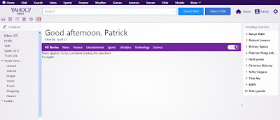 Yahoo Mail is Inaccessible to Some Users