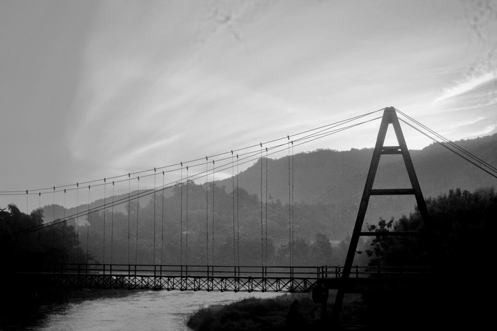 Jembatan di Bantul