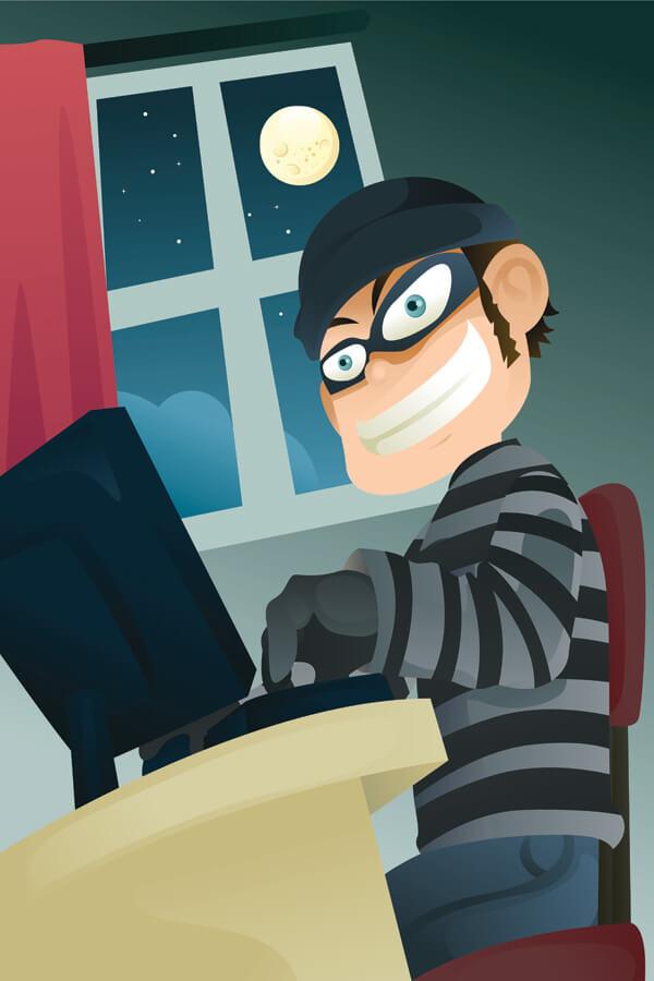حماية مواضيع المدونه من النسخ أو السرقة