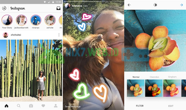 Instagram 9.5.5 APK Terbaru Free Download