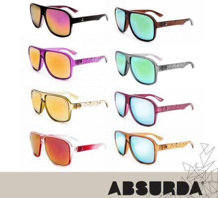 Acho que dá um super estilo e fica um visual super descolado! Cada vez que  vejo esses óculos na vitrine das lojas quero mais uma cor diferente!!!  Viciante! 8291550ece