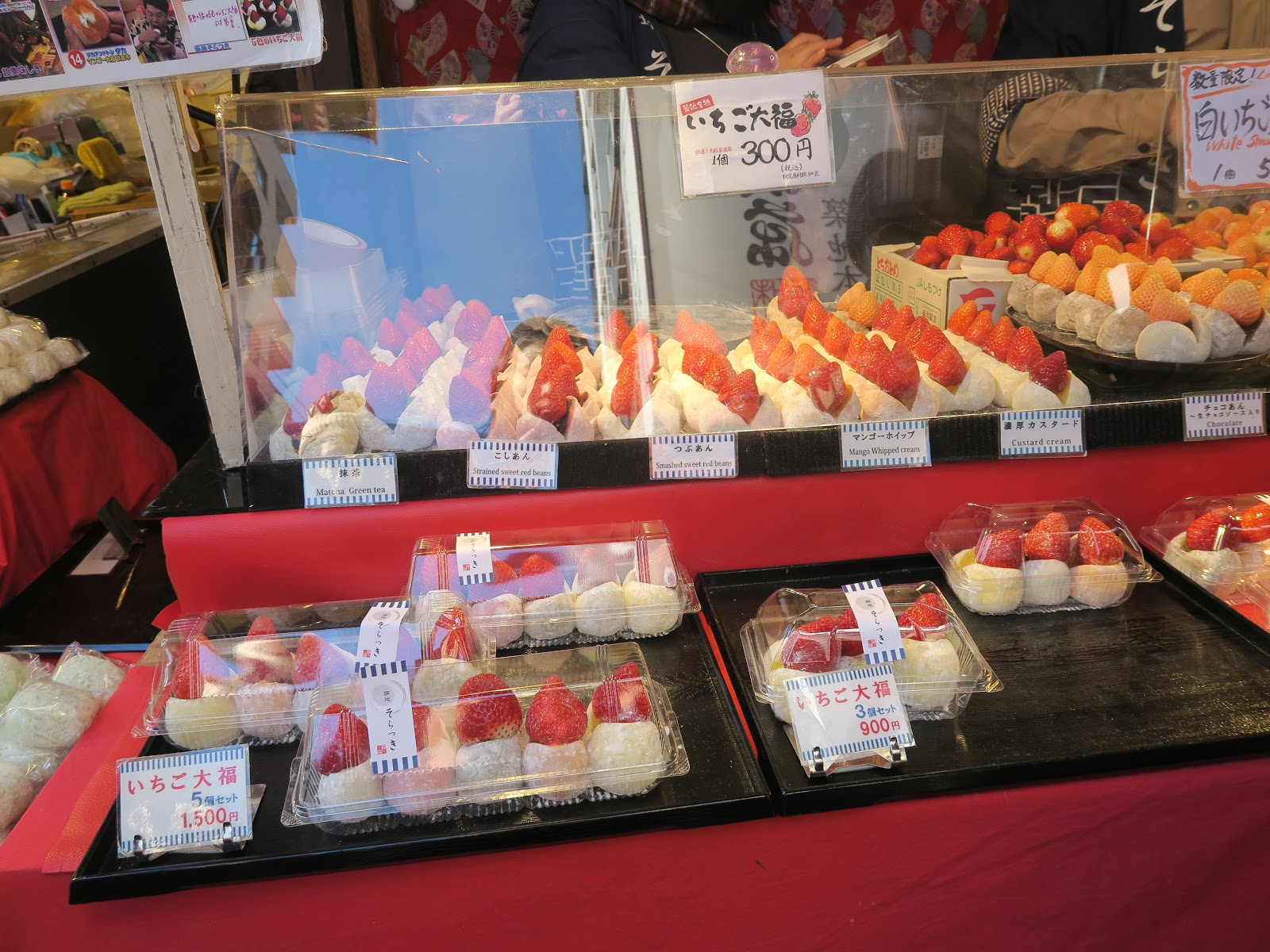strawberry ichigo tokyo japan