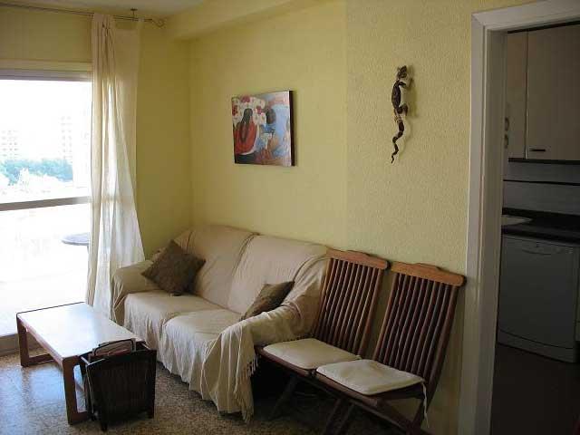 Apartamento en venta calle apostol santiago Benicasim