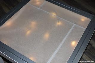 DIY Leuchttisch