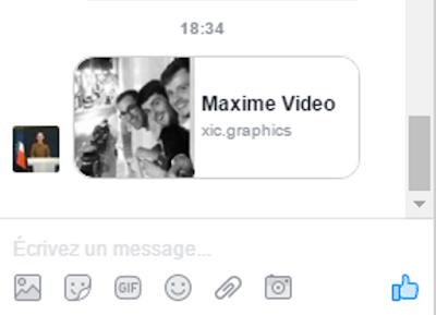 Prenez garde à ce virus qui se propage sur Facebook Messenger !