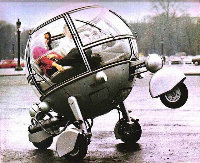 a 1970 Automodule photograph