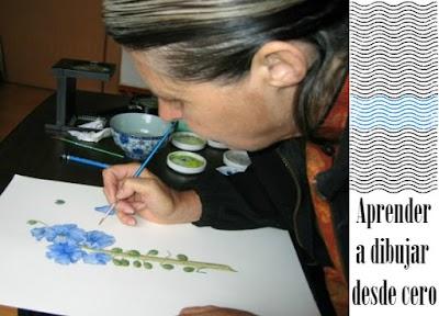 Aprender a dibujar sin ir a la escuela