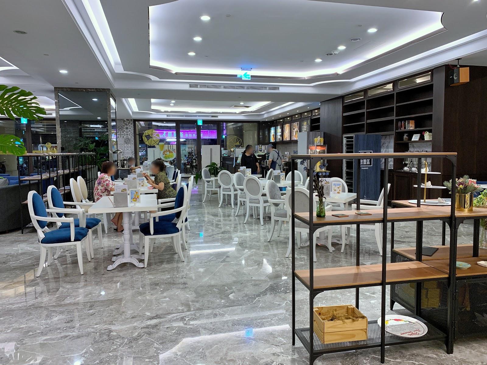 台南美食三皇三家店內環境