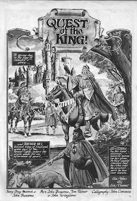 Harpers comic strip