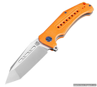 ArtisanCutlery Jungle G10 with D2 blade