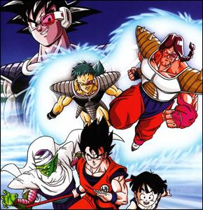 Dragon Ball Z Pelicula 03 -  La batalla más grande del mundo esta por comenzar