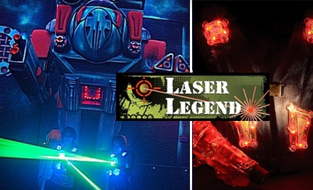 What To Do In San Antonio Laser Legend Coupons Buy One