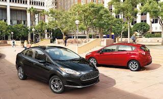 2018 Ford Fiesta S  - 2018 voitures les moins chères