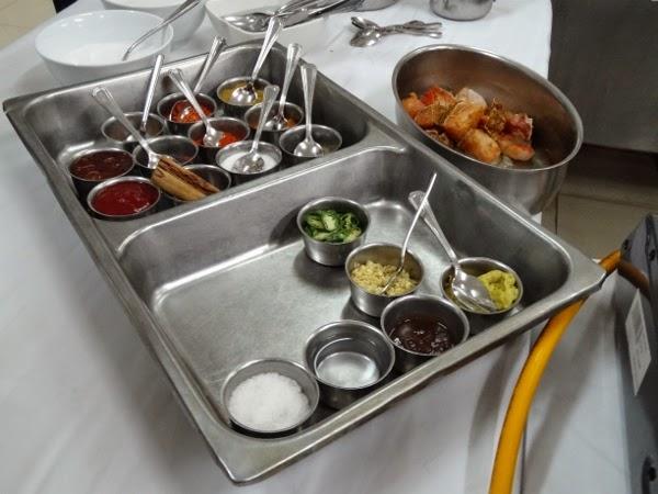 The main ingredients in Sri Lankan Food