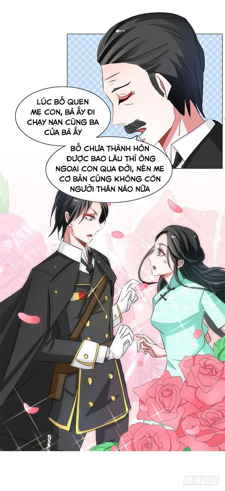 Dân Quốc Yêu Văn Lục Chap 53 - Trang 6