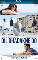 Dil Dhadakne Do 2015 Hindi 720p BluRay