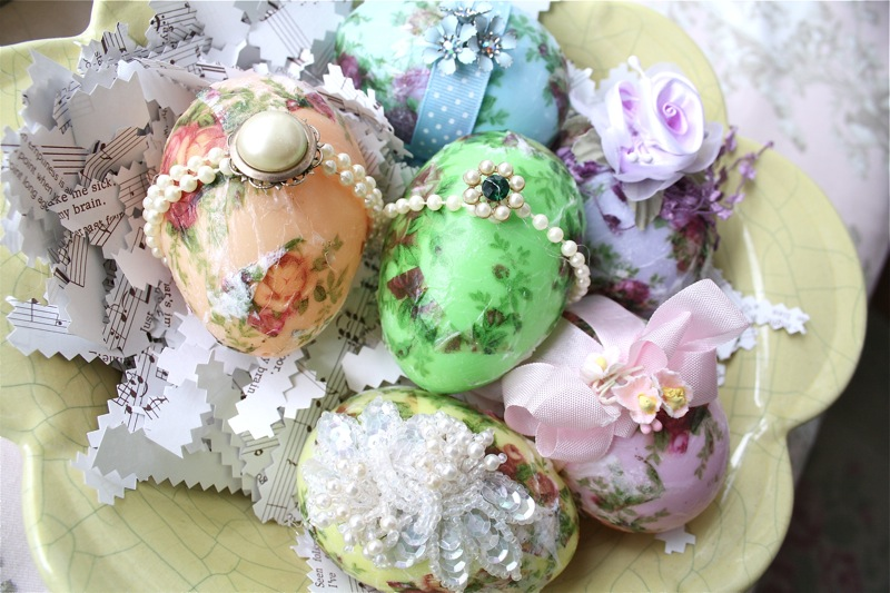 Pictures Of Decorated Easter Eggs 27