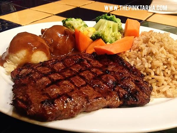 Backyard Grill Riyadh backyard grill's steak and sides | the pink tarha