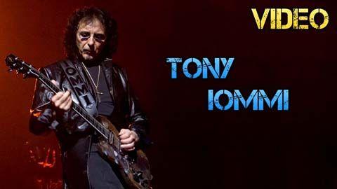 Vídeo Biografía Tony Iommi