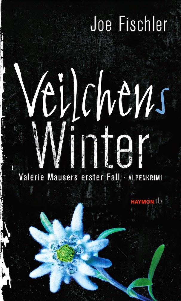 Veilchens Winter: Cover des Taschenbuchs