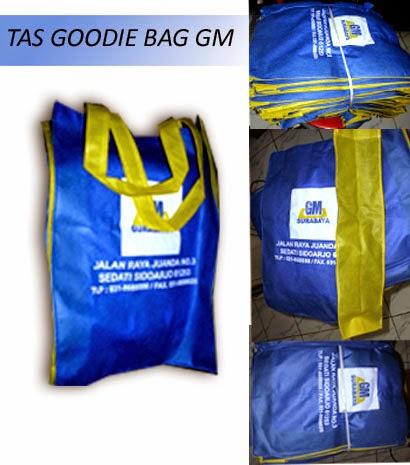 Goodie Bag, Tas Event, Tas Souvenir, Tas Spunbond, Tas Spunbond Surabaya,