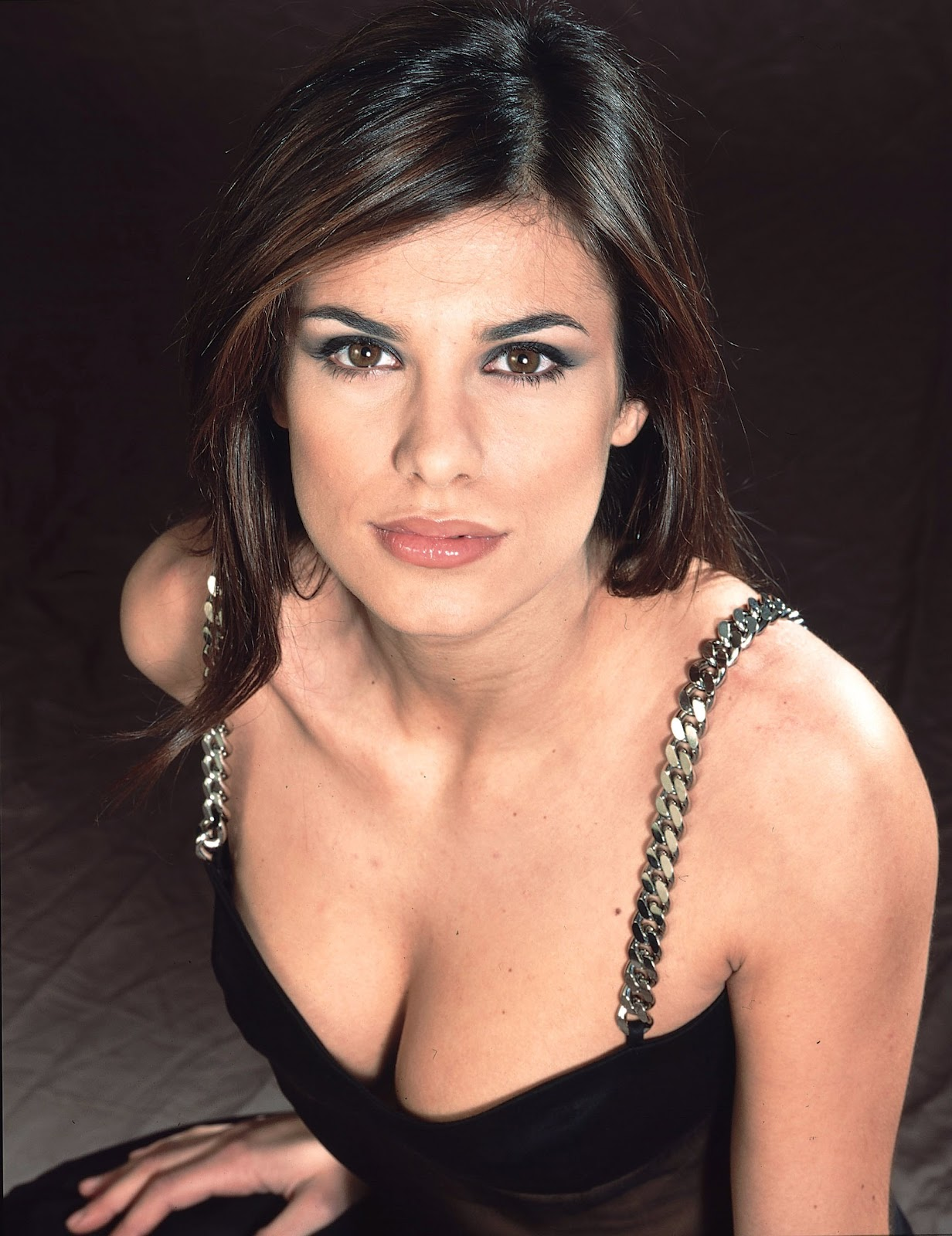 Cleavage Elisabetta Canalis nude photos 2019