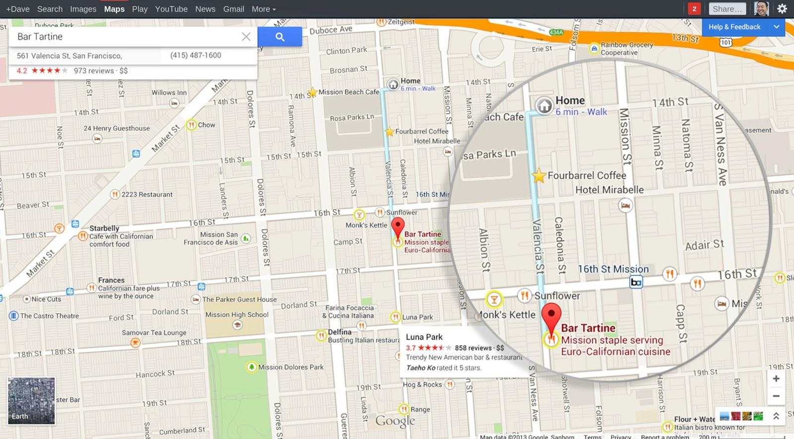 Esto es google conozcan el nuevo google maps un mapa para cada el mapa est hecho a la medida de cada persona y mejora con el uso gumiabroncs Images
