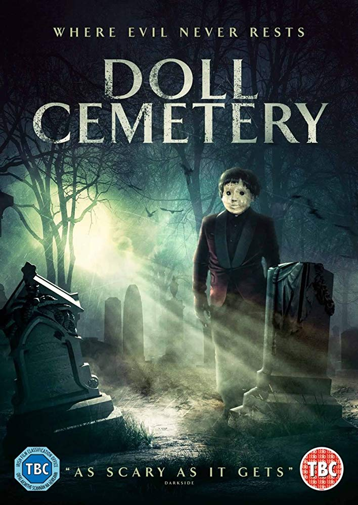 Doll Cemetery (2019) English 720p HDRip 800MB Download