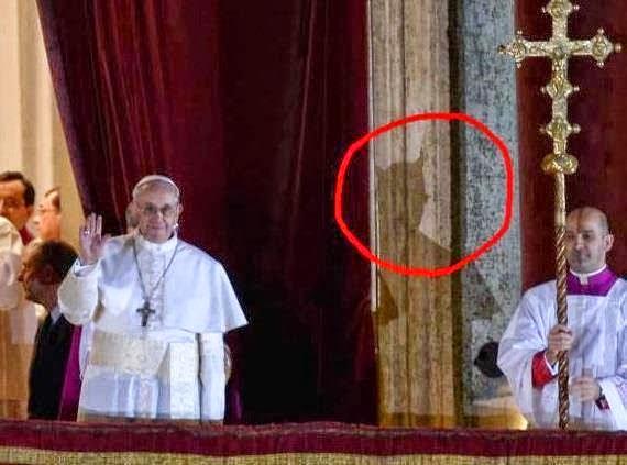 Resultado de imagem para papa francisco anticristão