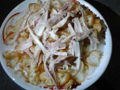 Bubur Ayam Otong Andir,