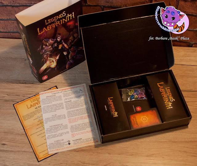 Dużym potencjałem tej gry nie jest ilość elementów w wredność i złośliwość zmagazynowana na kartach.
