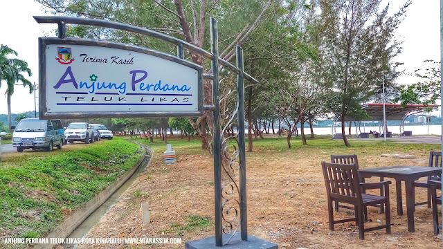Anjung Perdana Teluk Likas gantikan Tg Aru Beach