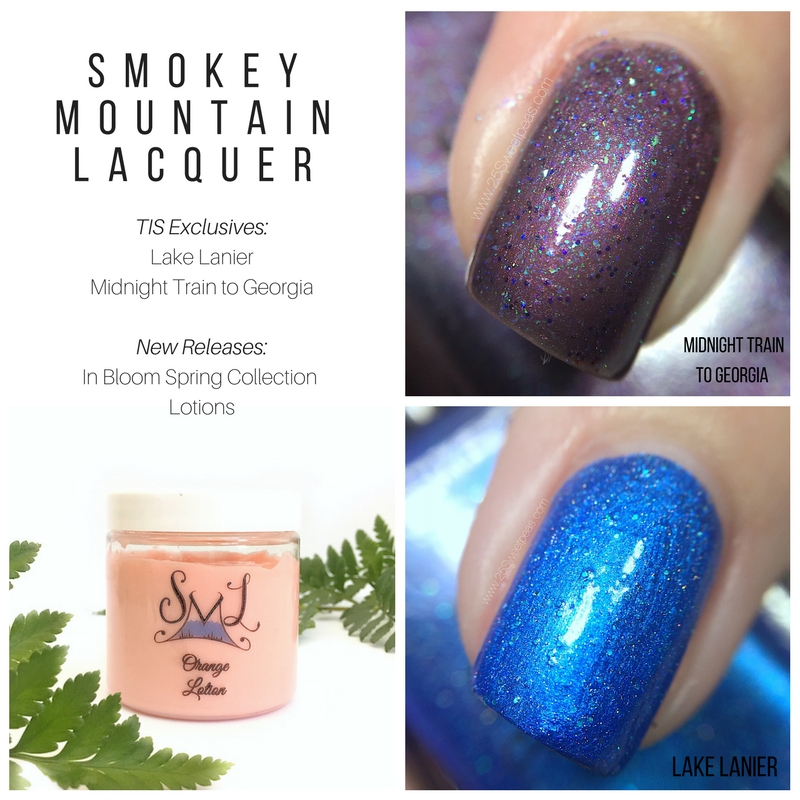 Smokey Mountain Lacquer