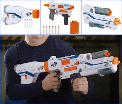 súng Nerf tháo lắp